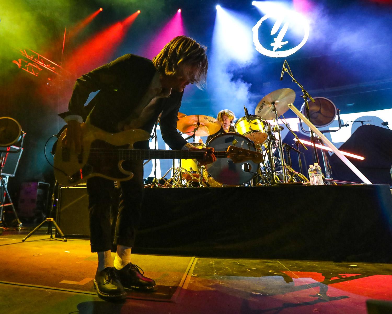 Tim Foreman, bass guitarist of Switchfoot