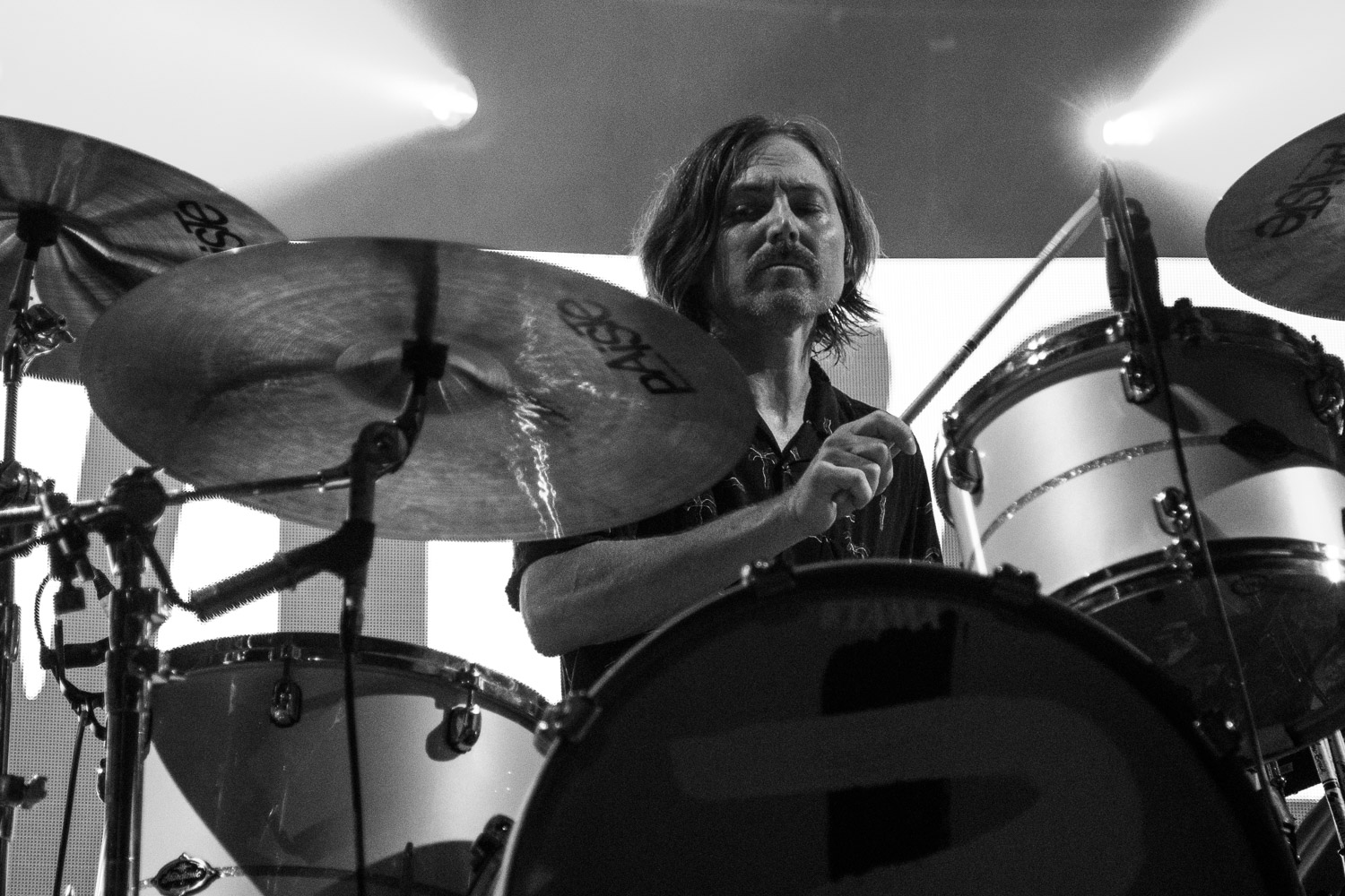 Chad Butler, drummer of Switchfoot